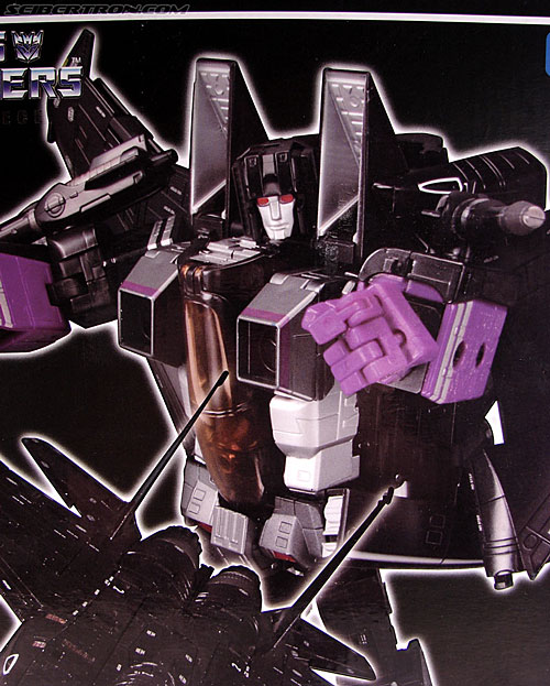 Transformers Masterpiece Skywarp (MP-06) (Image #2 of 207)
