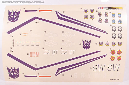 Transformers Masterpiece Skywarp (MP-06) (Image #28 of 207)