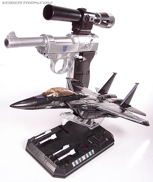 Transformers Masterpiece Skywarp (MP-06) (Image #75 of 207)