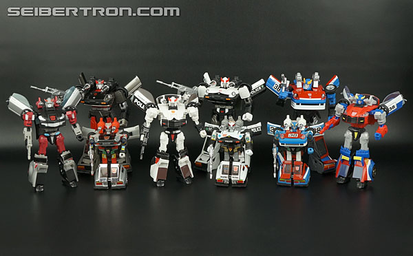 Transformers News: New Gallery: Transformers Masterpiece MP-19 Smokescreen