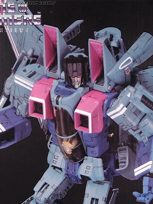 Transformers Masterpiece Starscream (MP-03) (Image #2 of 280)
