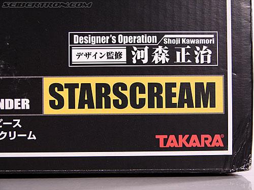 Transformers Masterpiece Starscream (MP-03) (Image #5 of 280)