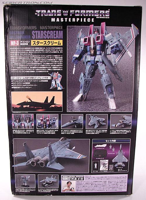 Transformers Masterpiece Starscream (MP-03) (Image #9 of 280)