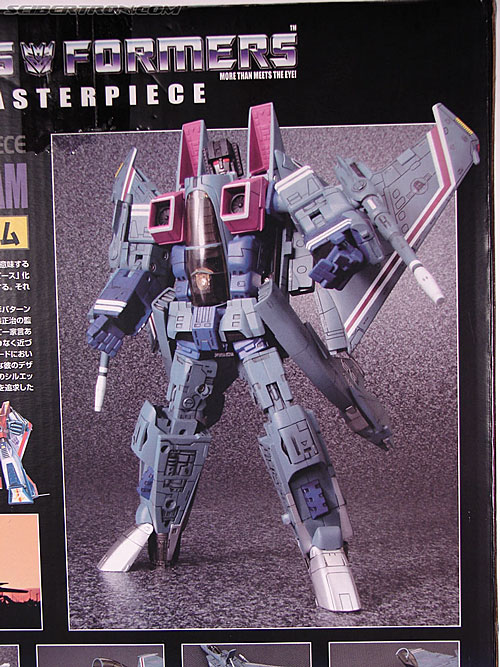 Transformers Masterpiece Starscream (MP-03) (Image #10 of 280)