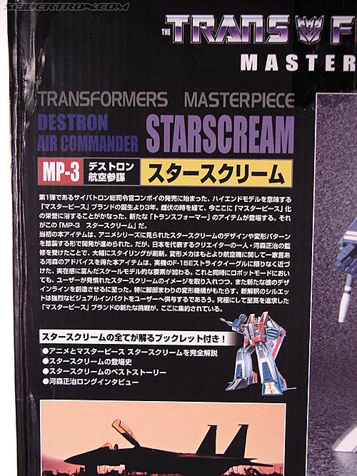 Transformers Masterpiece Starscream (MP-03) (Image #11 of 280)