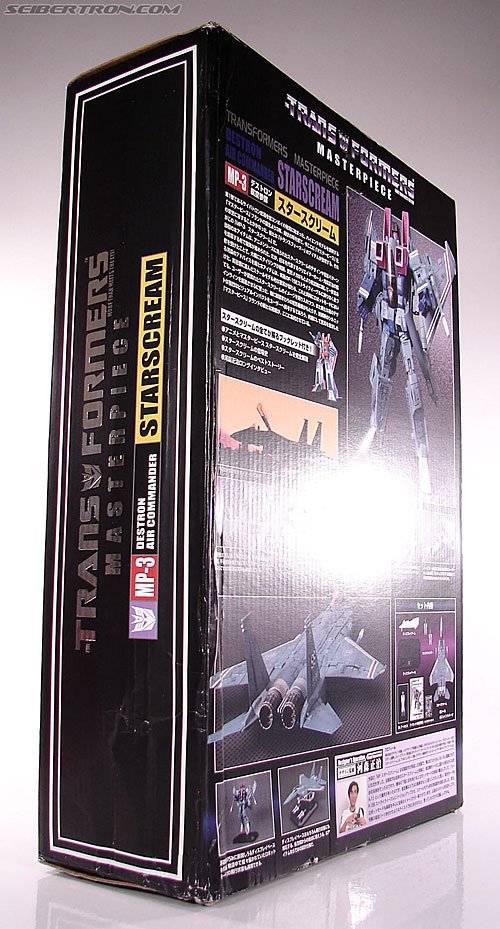 Transformers Masterpiece Starscream (MP-03) (Image #17 of 280)