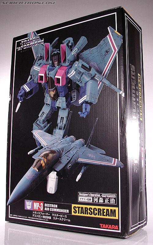 Transformers Masterpiece Starscream (MP-03) (Image #18 of 280)
