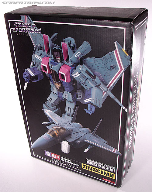 Transformers Masterpiece Starscream (MP-03) (Image #19 of 280)