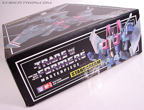 Transformers Masterpiece Starscream (MP-03) (Image #22 of 280)