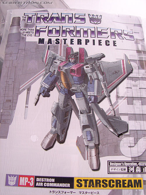 Transformers Masterpiece Starscream (MP-03) (Image #31 of 280)
