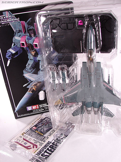 Transformers Masterpiece Starscream (MP-03) (Image #35 of 280)