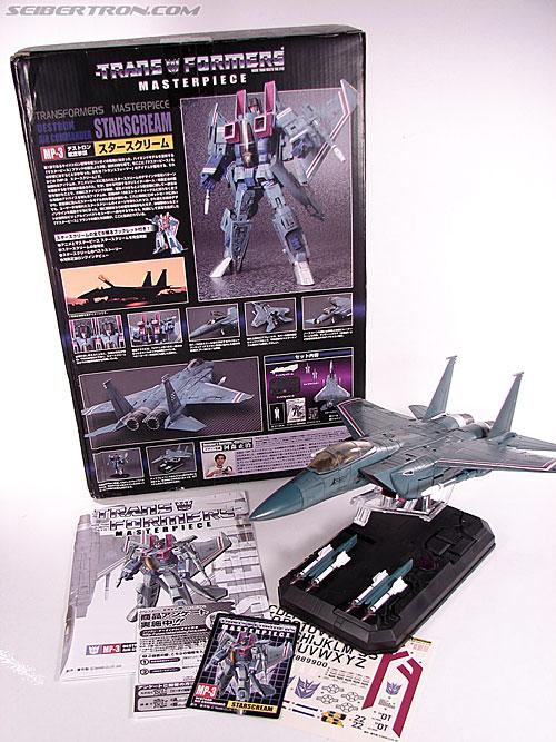 Transformers Masterpiece Starscream (MP-03) (Image #37 of 280)