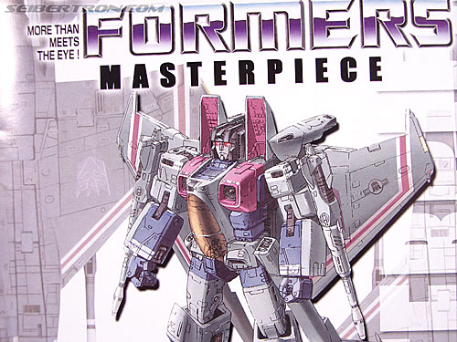 Transformers Masterpiece Starscream (MP-03) (Image #54 of 280)