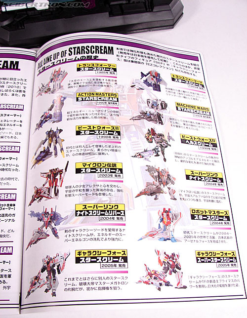 Transformers Masterpiece Starscream (MP-03) (Image #66 of 280)