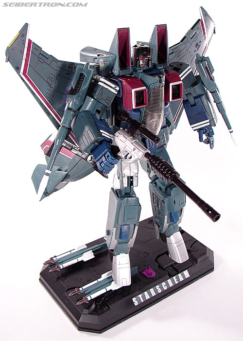 Transformers Masterpiece Starscream (MP-03) (Image #230 of 280)
