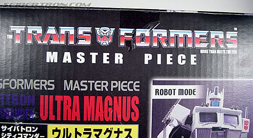 Transformers Masterpiece Ultra Magnus (MP-02) (Image #7 of 216)