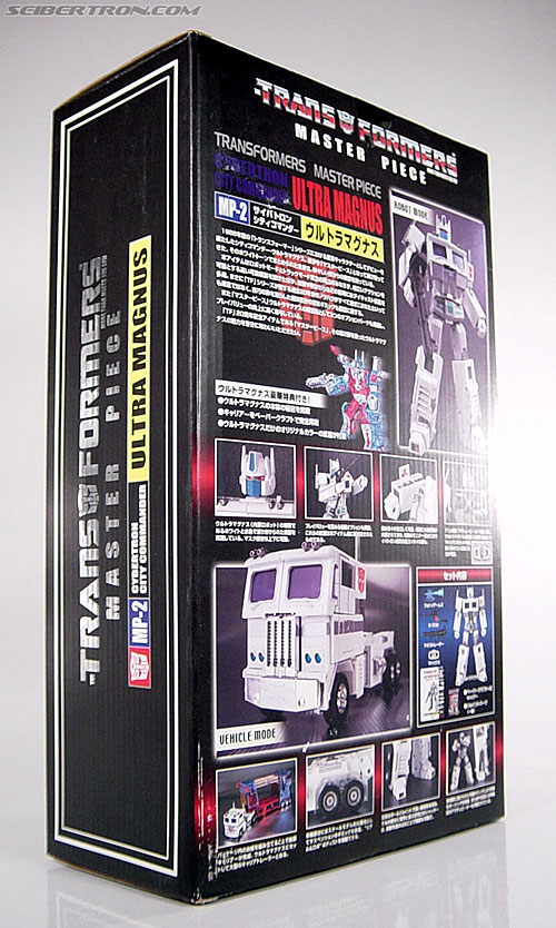 Transformers Masterpiece Ultra Magnus (MP-02) (Image #15 of 216)