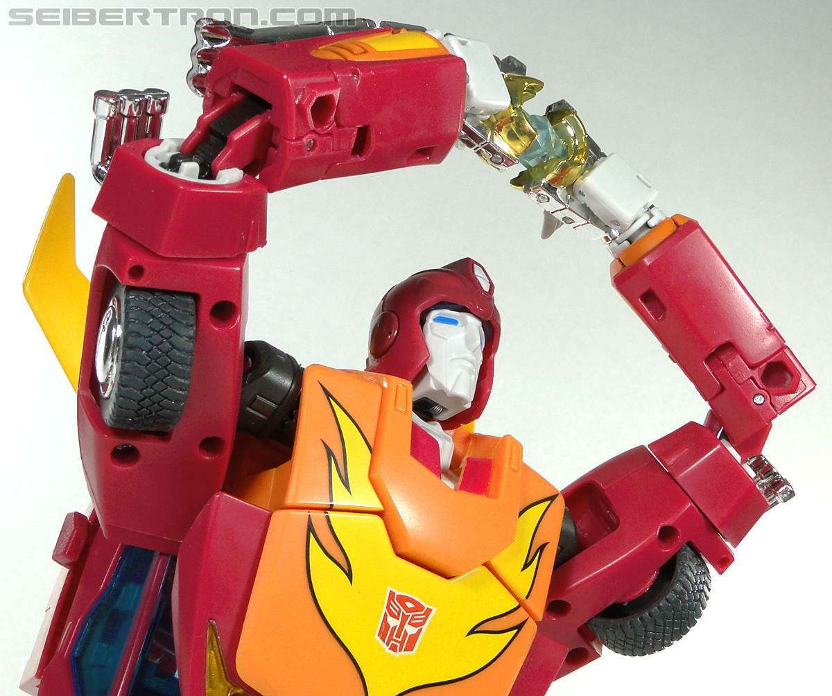 Transformers Masterpiece Rodimus Prime (MP-09) (Rodimus Convoy (MP-09)) (Image #514 of 515)