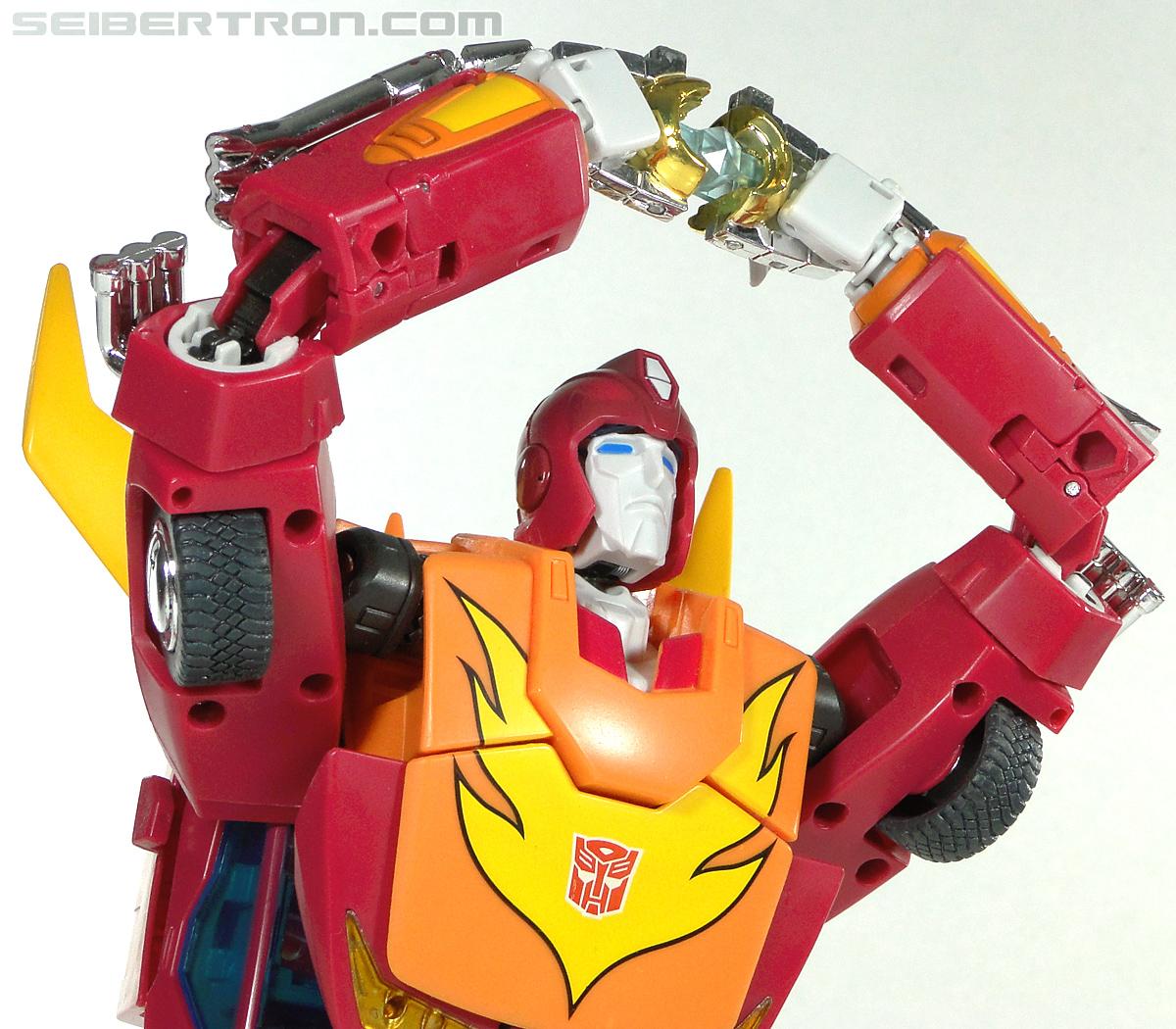 Transformers Masterpiece Rodimus Prime (MP-09) (Rodimus Convoy (MP-09)) (Image #515 of 515)