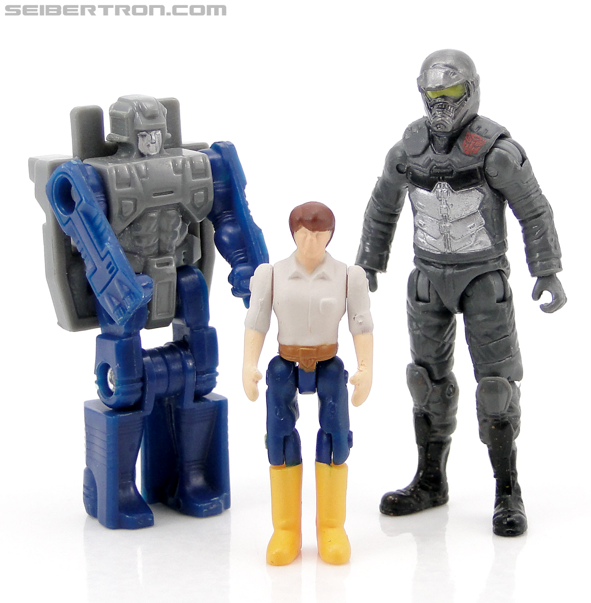Transformers Masterpiece Spike Witwicky (Image #41 of 60)