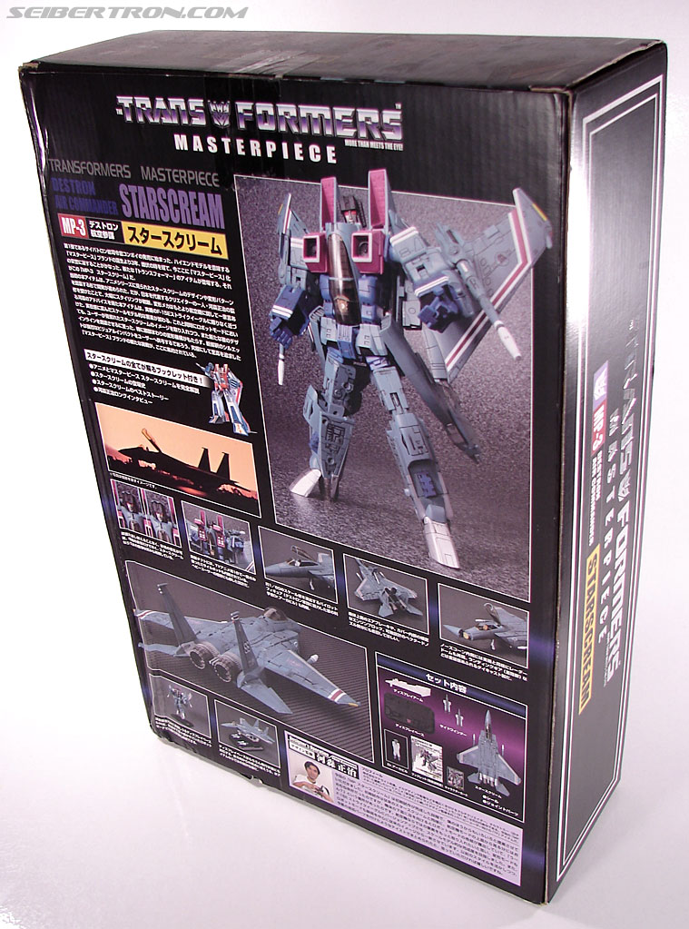 Transformers Masterpiece Starscream (MP-03) (Image #8 of 280)