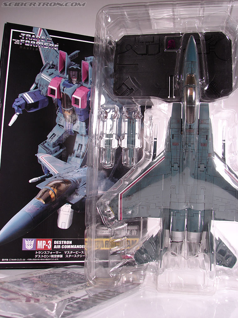 Transformers Masterpiece Starscream (MP-03) (Image #36 of 280)