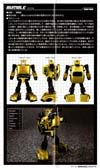 Transformers Masterpiece Bumble G-2 Ver (G2 Bumblebee)  - Image #23 of 249