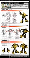 Transformers Masterpiece Bumble G-2 Ver (G2 Bumblebee)  - Image #24 of 249