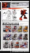 Transformers Masterpiece Bumble Red Body (Bumblebee Red)  - Image #29 of 179
