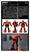 Transformers Masterpiece Bumble Red Body (Bumblebee Red)  - Image #33 of 179