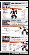 Transformers Masterpiece Clampdown - Image #22 of 176