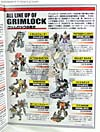 Transformers Masterpiece Grimlock (MP-08) (Grimlock)  - Image #44 of 278