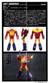 Transformers Masterpiece Hot Rodimus (Hot Rod)  - Image #20 of 224