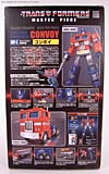 Transformers Masterpiece Convoy (MP-01) (Optimus Prime (MP-01))  - Image #9 of 109