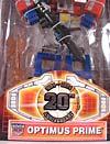 Transformers Masterpiece Optimus Prime (20th Anniversary) - Image #5 of 179