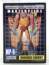 Transformers Masterpiece Rodimus Convoy (MP-09) (Rodimus Prime (MP-09))  - Image #36 of 515