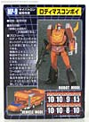 Transformers Masterpiece Rodimus Convoy (MP-09) (Rodimus Prime (MP-09))  - Image #38 of 515