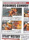 Transformers Masterpiece Rodimus Convoy (MP-09) (Rodimus Prime (MP-09))  - Image #63 of 515