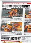 Transformers Masterpiece Rodimus Convoy (MP-09) (Rodimus Prime (MP-09))  - Image #64 of 515
