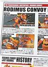 Transformers Masterpiece Rodimus Convoy (MP-09) (Rodimus Prime (MP-09))  - Image #64 of 515