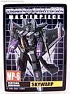 Transformers Masterpiece Skywarp (MP-06) - Image #26 of 207