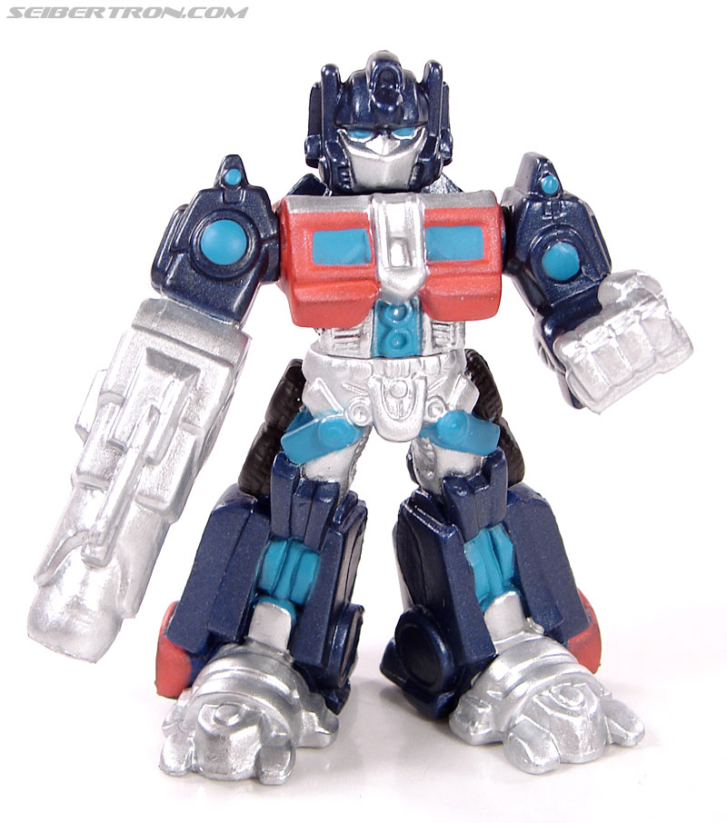 Transformers Robot Heroes Optimus Prime with AllSpark Power (Movie) (Image #1 of 21)
