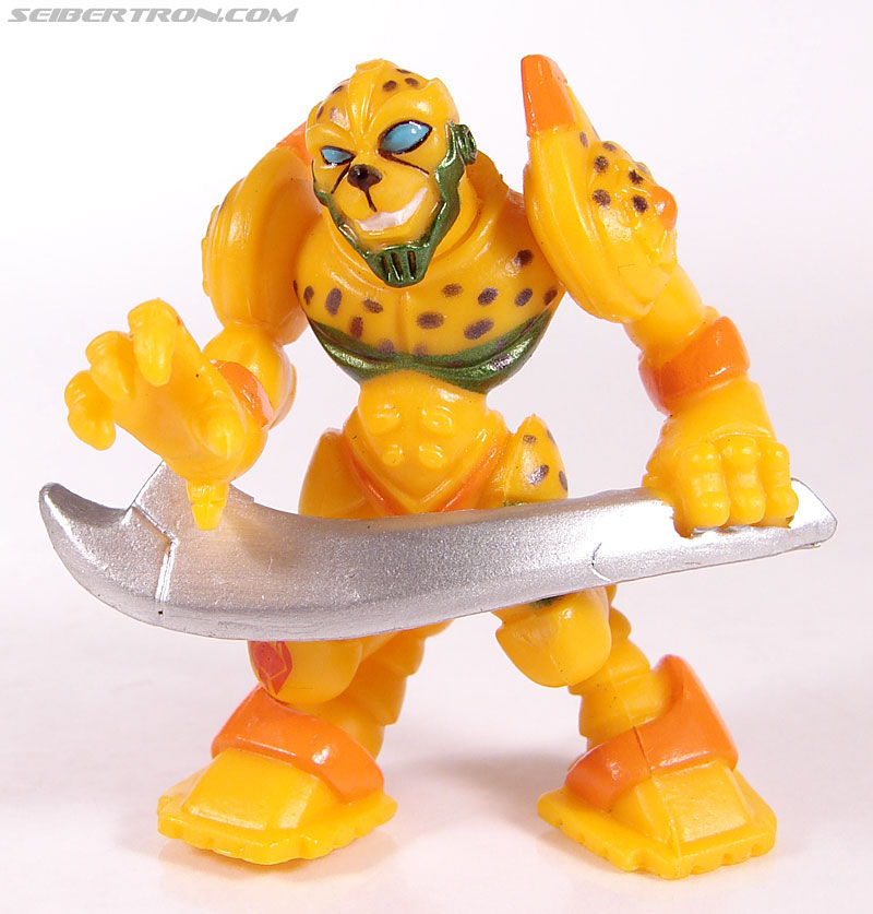 Transformers Robot Heroes Cheetor (BM) (Image #34 of 40)