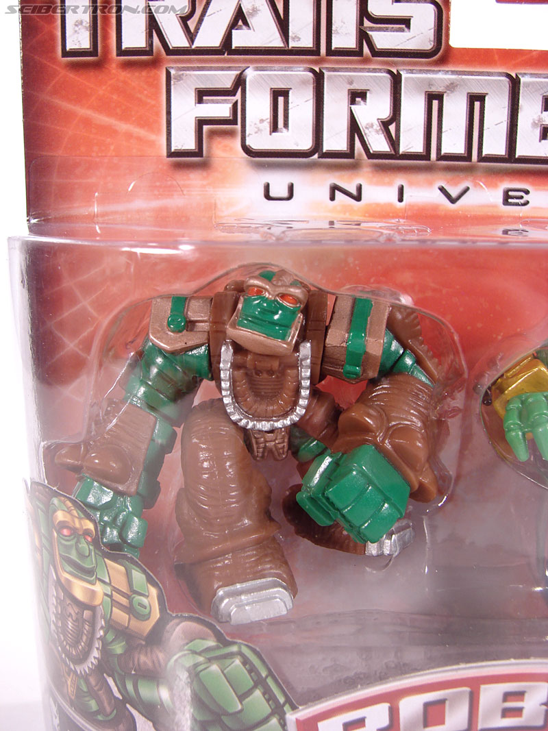 Transformers Robot Heroes Waspinator (BW) (Image #2 of 39)