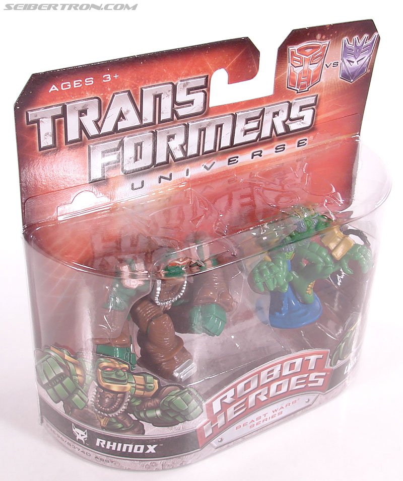 Transformers Robot Heroes Waspinator (BW) (Image #4 of 39)