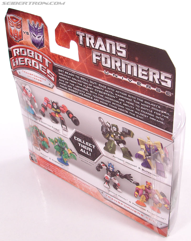 Transformers Robot Heroes Waspinator (BW) (Image #7 of 39)