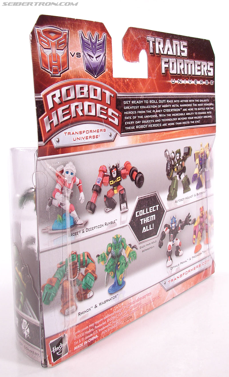 Transformers Robot Heroes Waspinator (BW) (Image #9 of 39)