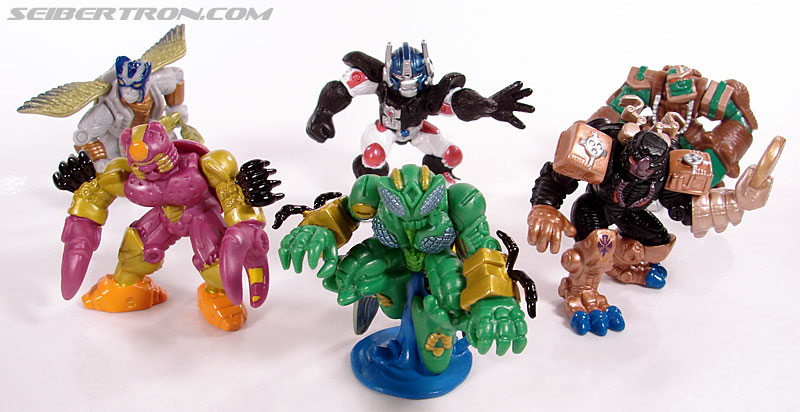 Transformers Robot Heroes Waspinator (BW) (Image #39 of 39)