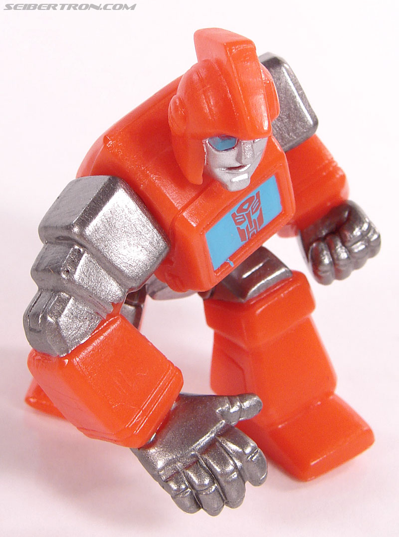 Transformers Robot Heroes Ironhide (G1) (Image #11 of 27)