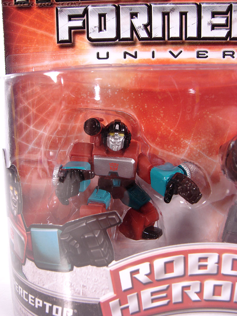 Transformers Robot Heroes Perceptor (G1) (Image #2 of 41)